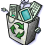 Free Electronic Waste Recycling Event