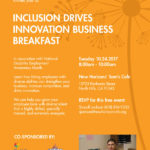 New Horizons' Inclusion Drives Innovation Business Breakfast